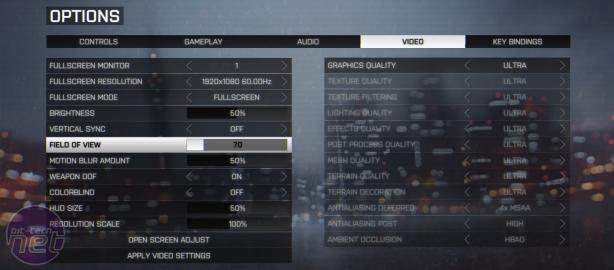 *Asus GeForce GTX 970 DirectCU Mini Review Asus GeForce GTX 970 DirectCU Mini Review - Battlefield 4 Performance