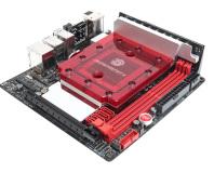 Bitspower AIZ97M7IITX Maximus VII Impact Waterblock Review