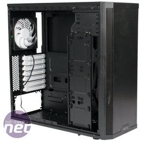 *Fractal Design Core 2300 Review Fractal Design Core 2300 Review - Interior