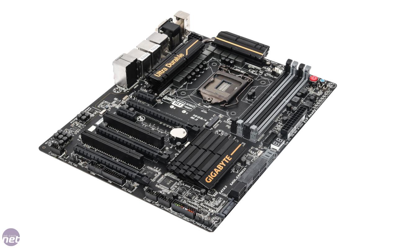 Gigabyte Z97X-UD5H Black Edition Review | bit-tech net
