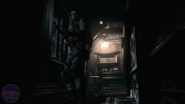 Resident Evil HD Remaster Review [MONDAY] Resident Evil HD Remaster Review
