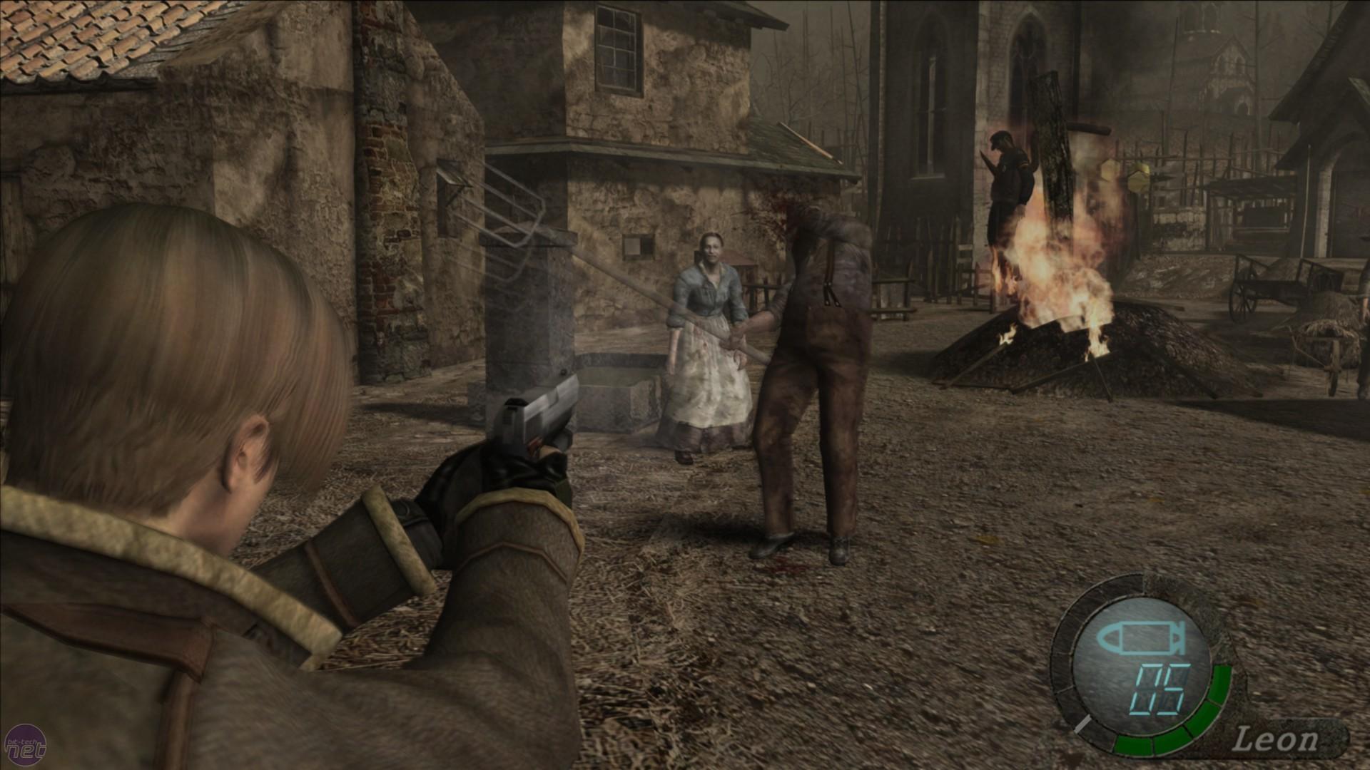 Ten Years On: Resident Evil 4 | bit-tech net