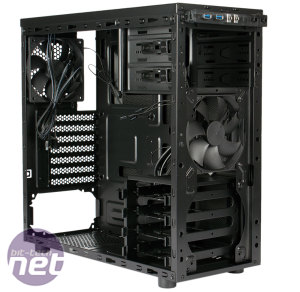 *Corsair Carbide Series 100R Silent Edition Review Corsair Carbide Series 100R Silent Edition Review - Interior