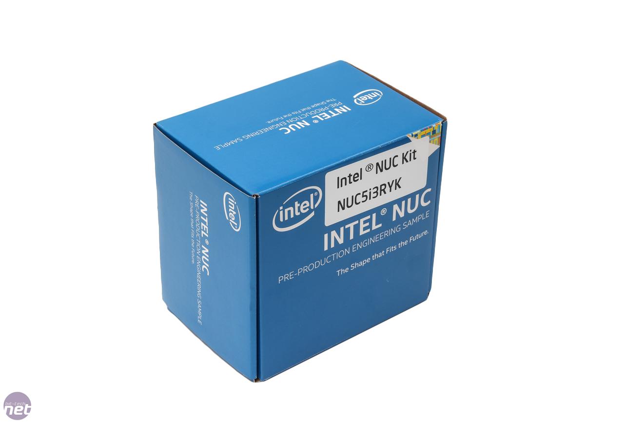Intel NUC Kit NUC5i3RYK (Core i3-5010U) Review | bit-tech net