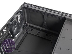 NZXT H440 Special Edition Review NZXT H440 Special Edition Review - Interior