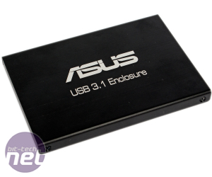 USB 3.1 Preview Testing with Asus
