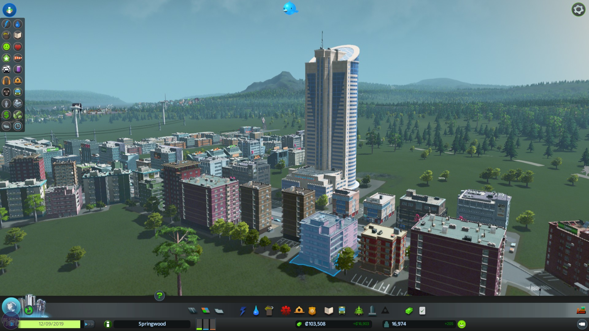 Cities skylines review bit for Us city skylines photos