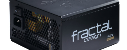 Fractal Design Integra M 650W Review