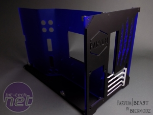 Mod of the Month February 2015 in association with Corsair Parvum|Beast by BeckModZ