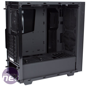 *NZXT S340 Review NZXT S340 Review - Interior