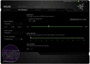*Razer DeathAdder Chroma Review Razer DeathAdder Chroma Review - Software, Performance and Conclusion