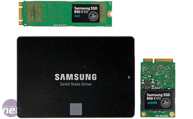 *Samsung SSD 850 EVO M.2 500GB and mSATA 1TB Review **NDA 31/03/15 3PM** Samsung SSD 850 EVO M.2 500GB and mSATA 1TB Review