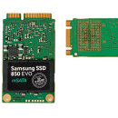 Samsung SSD 850 EVO M.2 500GB and mSATA 1TB Review