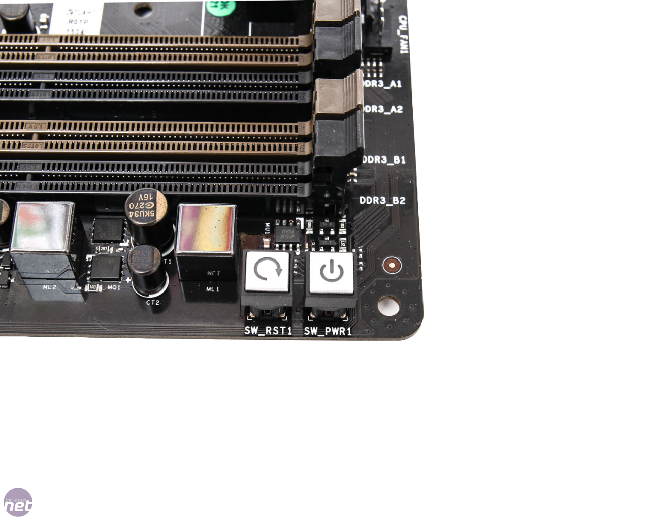 Biostar Gaming Z97x Review Mainboard Buildup Lga 775 Ddr3 Click To Enlarge