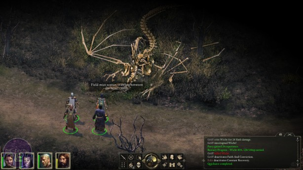 Pillars of Eternity Review [FRIDAY] Pillars of Eternity Review