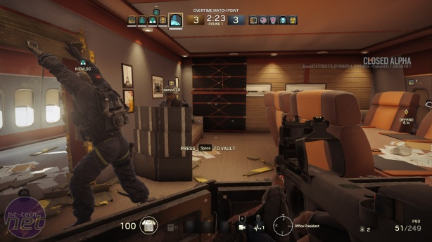 Rainbow Six: Siege Preview