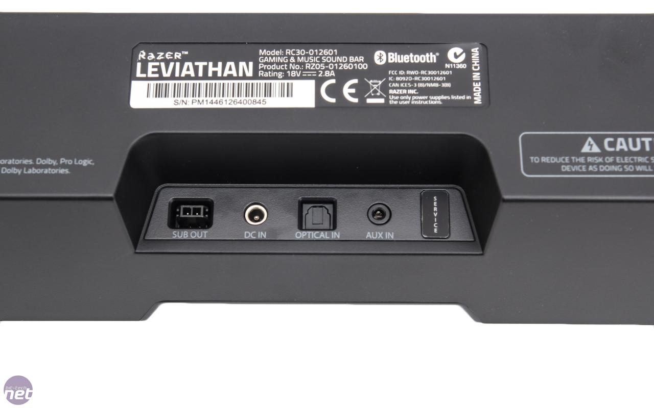 Razer Leviathan Review Bit Tech Net