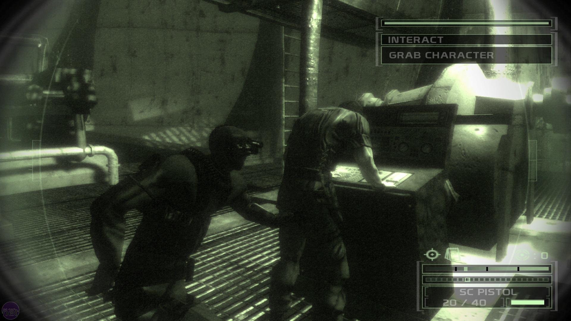 Tom Clancy'-s Splinter Cell