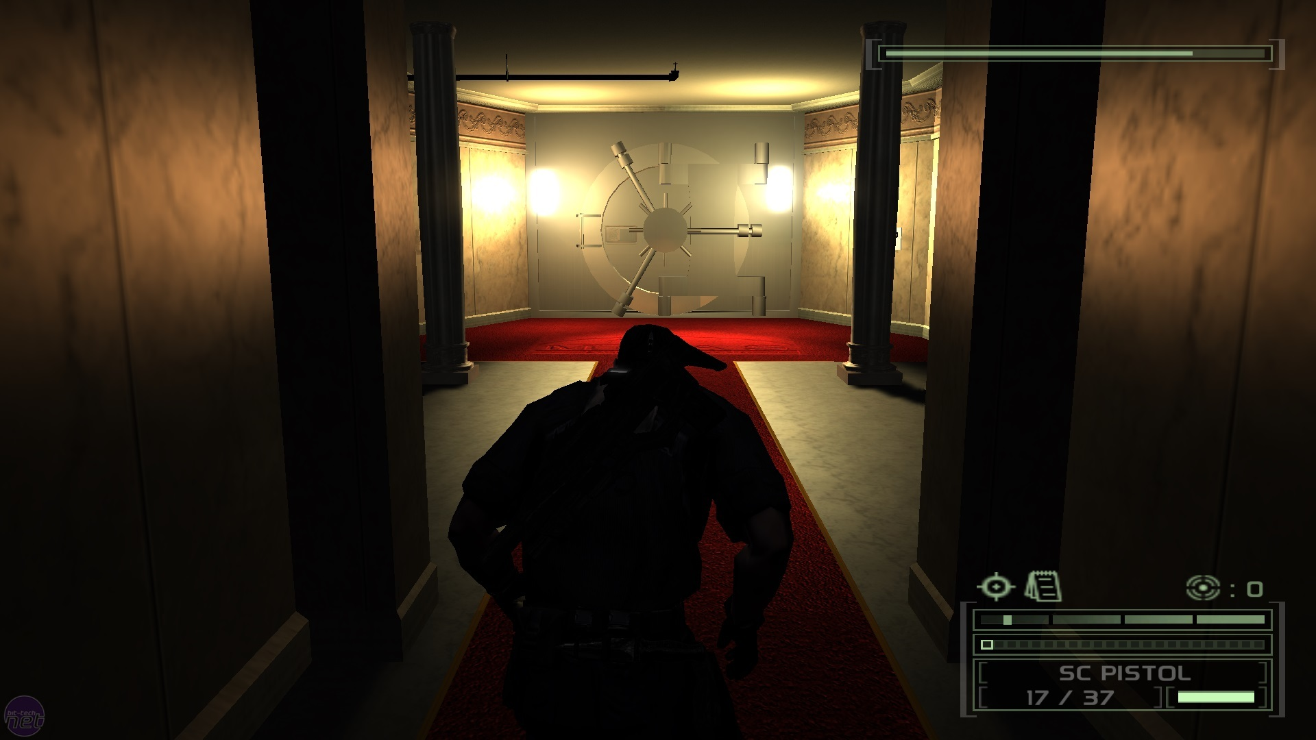 splinter cell chaos theory hacking