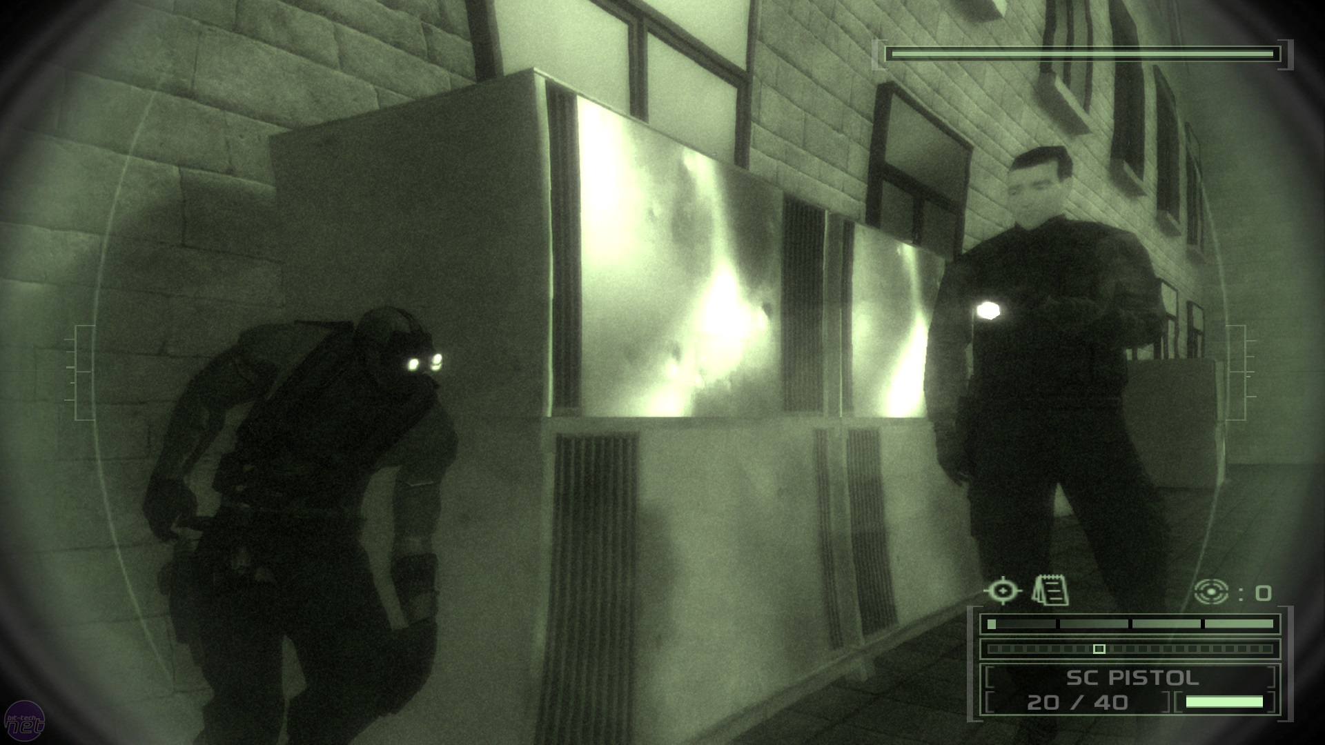 Ten Years On Splinter Cell Chaos Theory Bit Tech Net