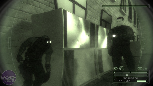 Ten Years On: Splinter Cell: Chaos Theory