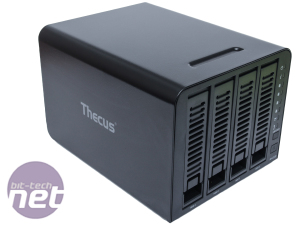*Thecus N4310 Review Thecus N4310 Review