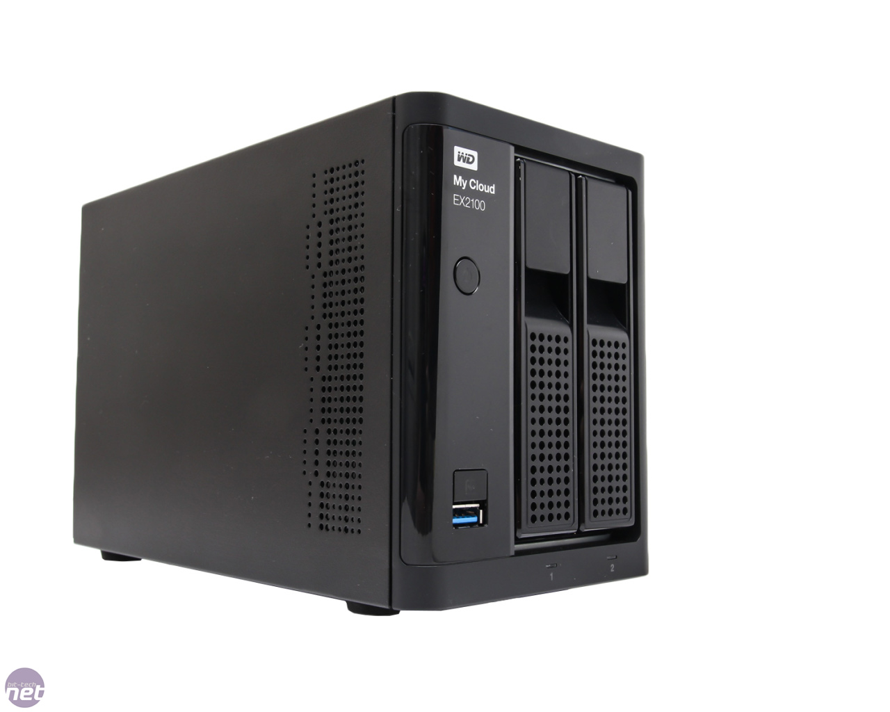 WD My Cloud EX2100 Review | bit-tech net