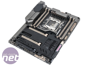 Asus Sabertooth X99 Review