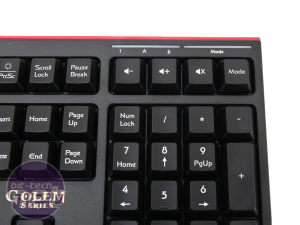 i-Rocks Golem Series K50 Keyboard Review