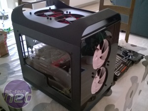 Mod of the Month April 2015 in association with Corsair Bitfenix Prodigy Custom 1 by Bygone