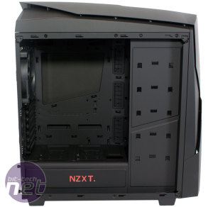 NZXT Noctis 450 Review NZXT Noctis 450 Review - Interior