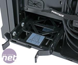 Phanteks Enthoo EVOLV ITX Review Phanteks Enthoo EVOLV ITX Review - Interior
