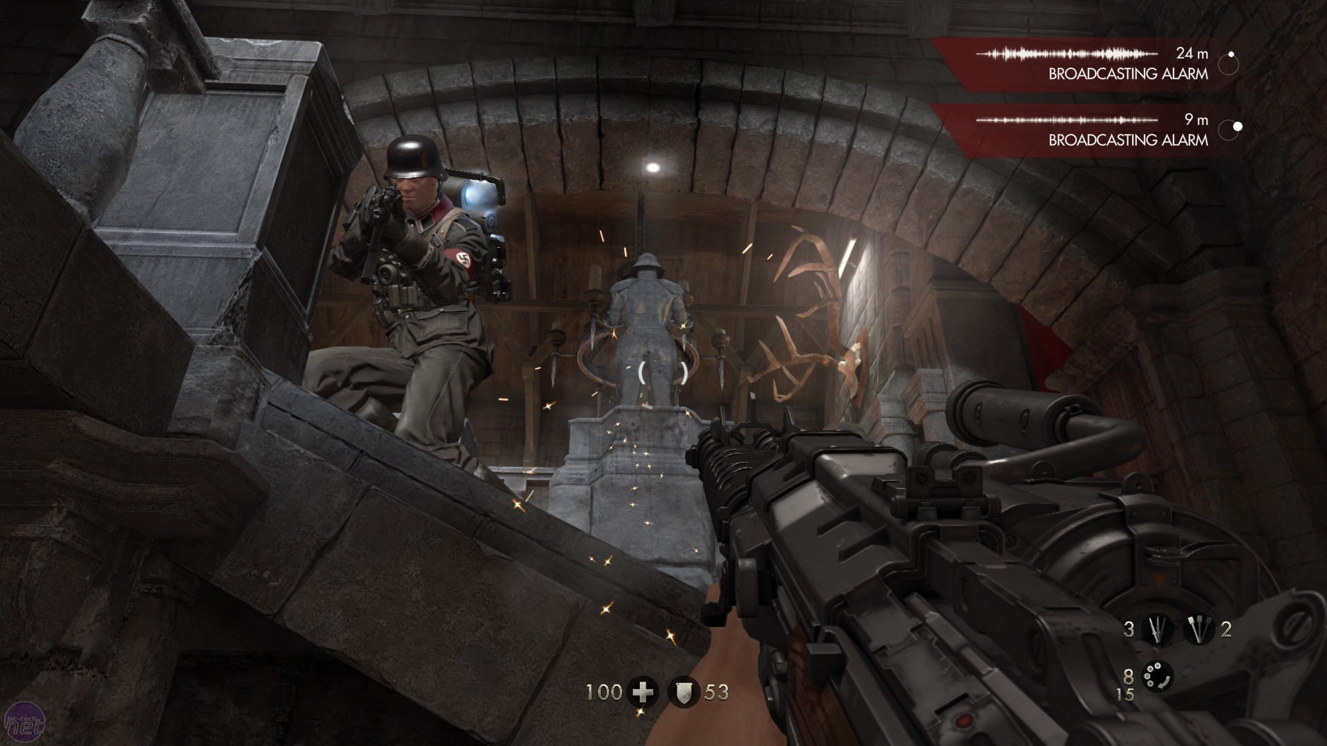 Wolfenstein: The Old Blood Review | bit-tech net