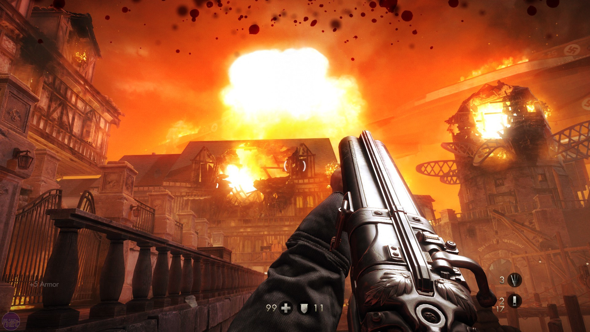 Wolfenstein: The Old Blood Review | bit-tech net