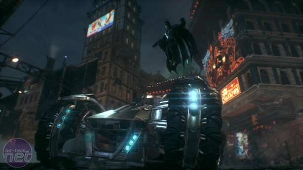 Batman: Arkham Knight Review [ASAP] Batman: Arkham Knight Review