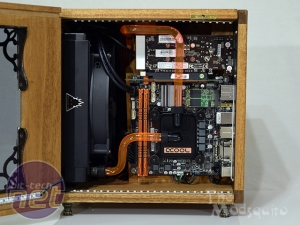 Bit-tech Modding Update - May 2015 in association with Corsair Victorian Desktop by Mosquito
