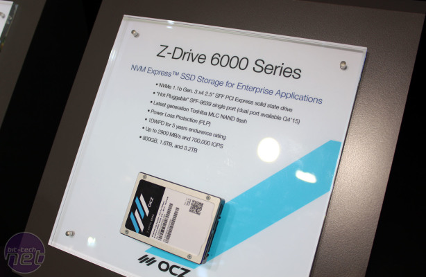 Computex 2015 - Day 1 Computex 2015 - OCZ Storage Solutions