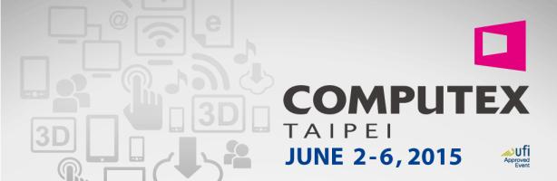 Computex 2015 - Day 1