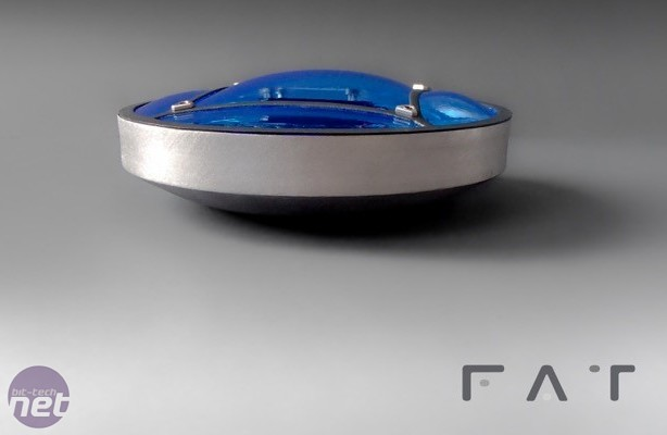 Intel NUC Case Design Competition 2014: The Finished Projects Flux by Femke Toele