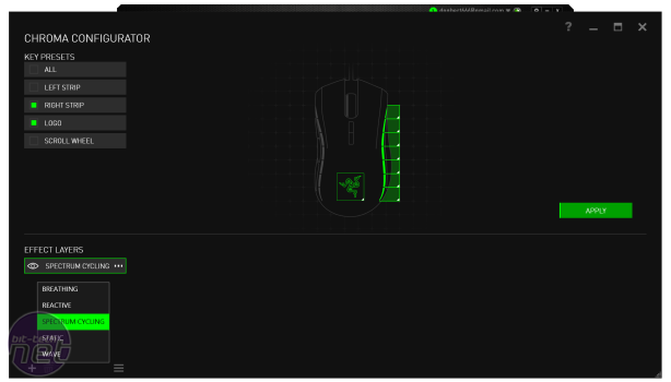 razer synapse software