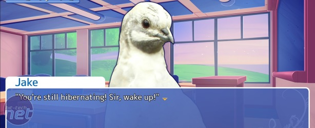 Hatoful Boyfriend Review (ASAP)  Hatoful Boyfriend Review
