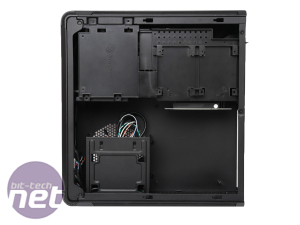SilverStone Fortress FTZ01 Review SilverStone Fortress FTZ01 Review - Interior