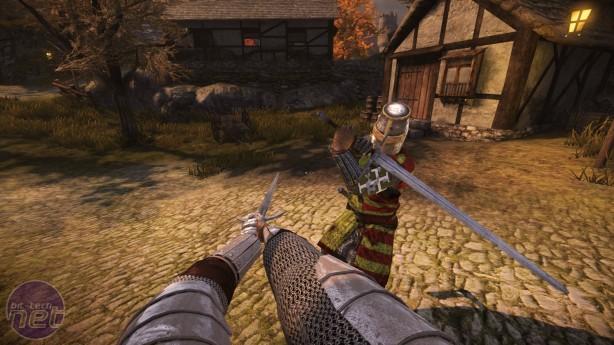 The Ten Best Melee Combat Games