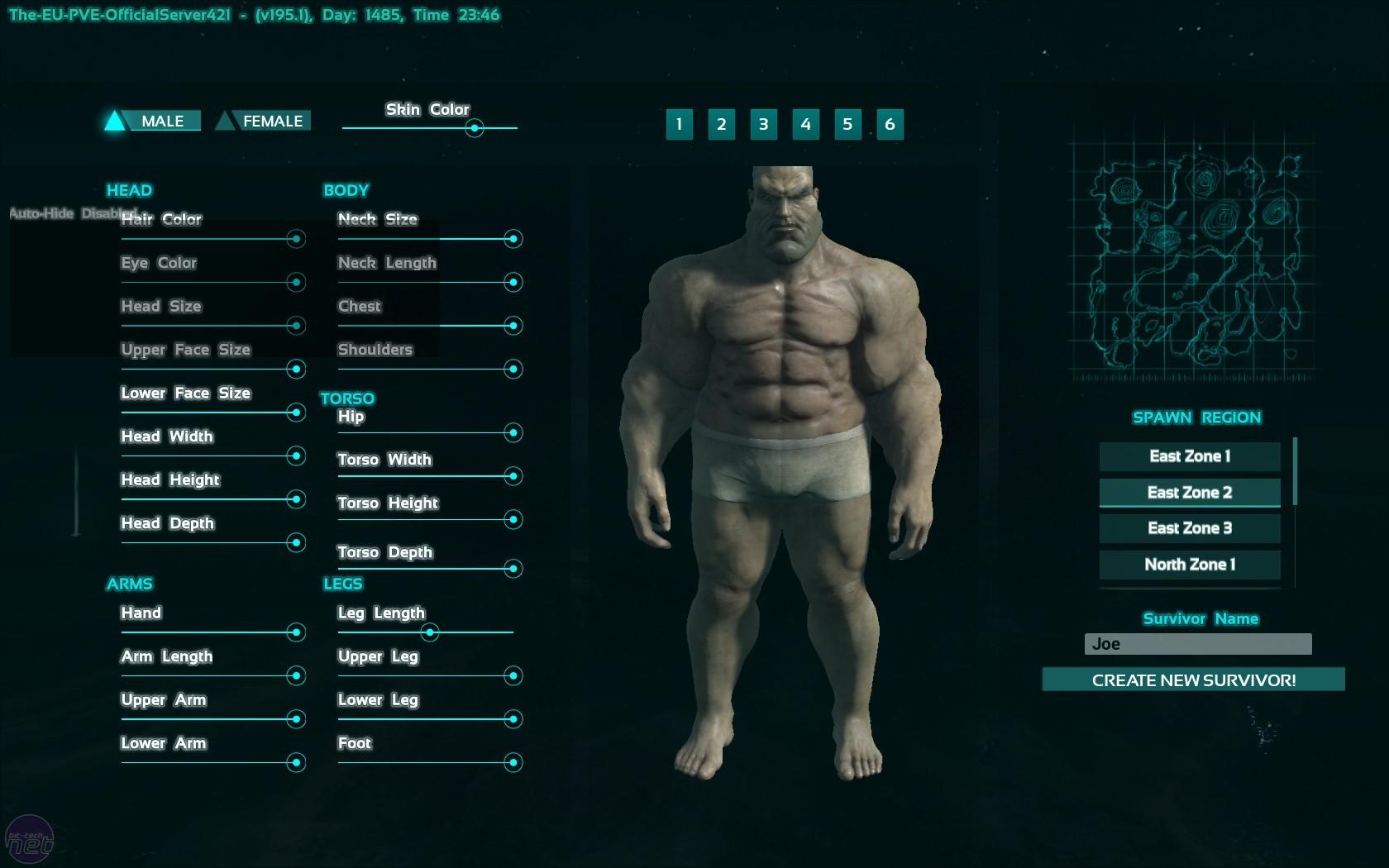 Ark Survival Evolved Preview Bit technet