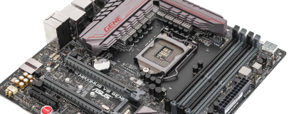 ASUS ROG MAXIMUS VIII GENE LGA 1151 Intel Z170 HDMI SATA ...