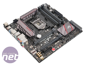 Asus Maximus VIII Gene Review