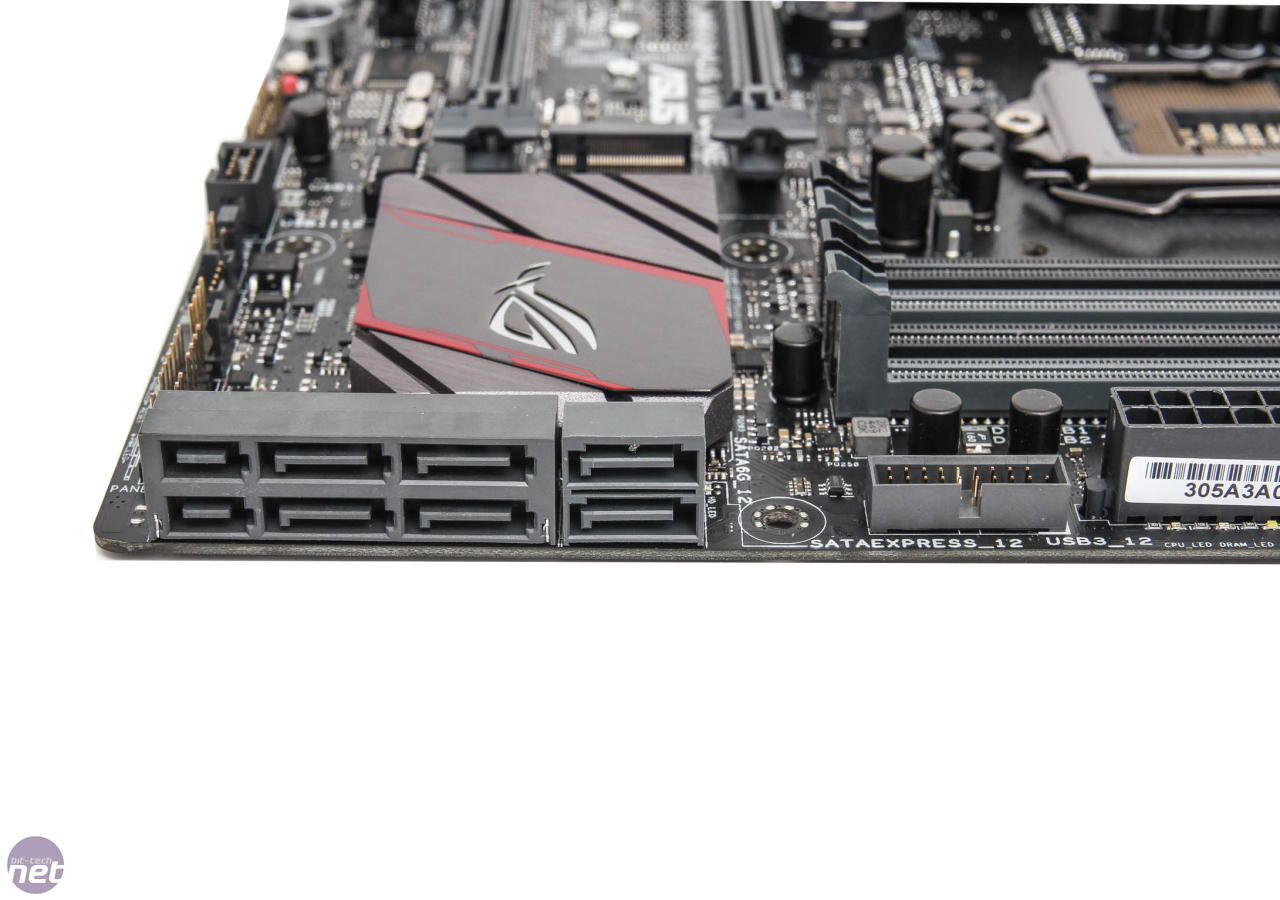 Asus Maximus VIII Gene Review | bit-tech net