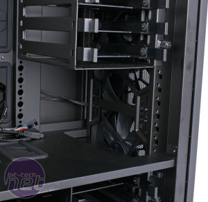 *Cooler Master MasterCase Pro 5 Review Cooler Master MasterCase Pro 5 Review - Interior