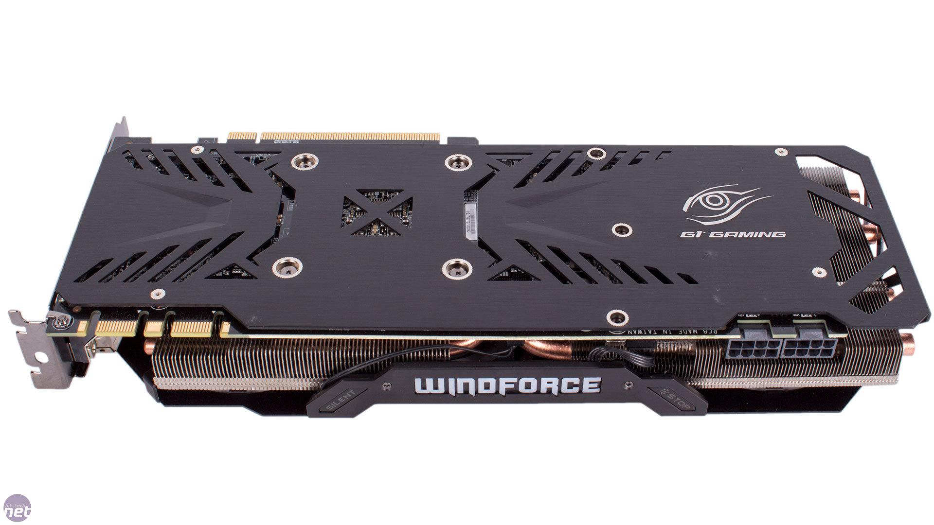 Gigabyte GeForce GTX 980 Ti G1 Gaming Review | bit-tech net