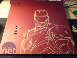 Mod of the Month July 2015 in association with Corsair I AM IRON MAN by diluzio91